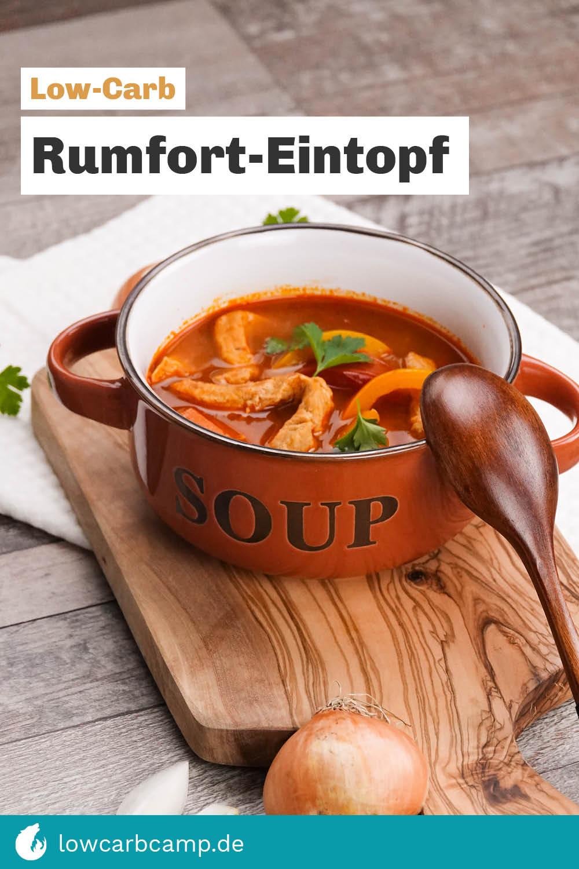 Low-Carb Rumfort-Eintopf