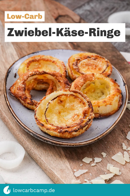 Zwiebel-Kaese-Ringe