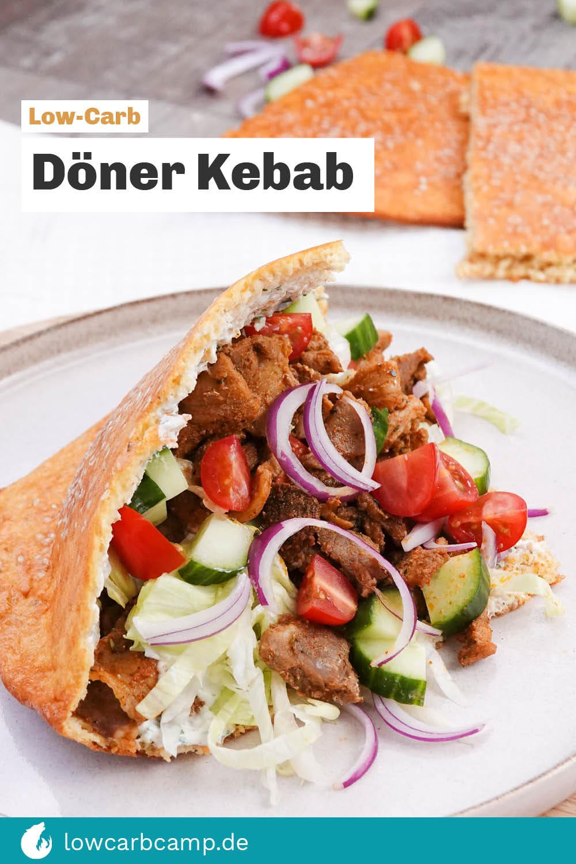 Döner Kebab Low-Carb