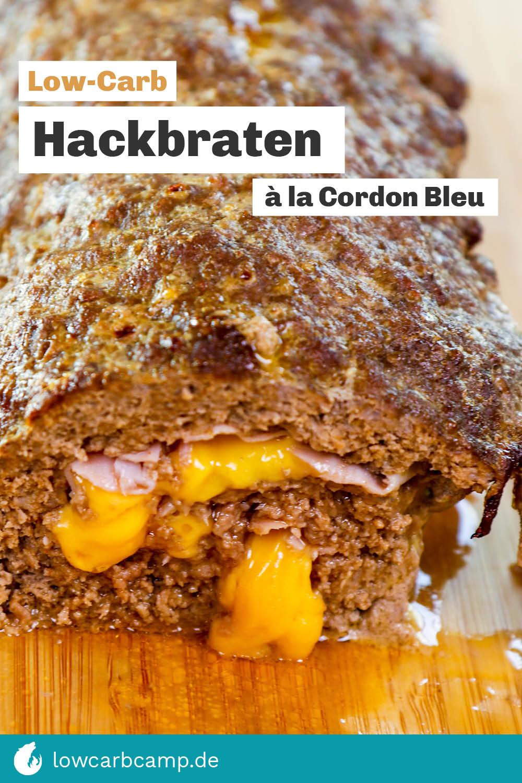 Hackbraten à la Cordon Bleu