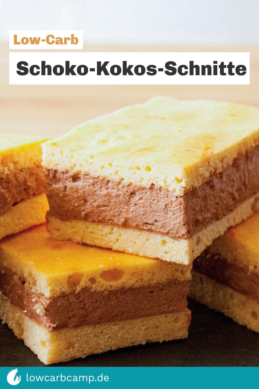 Schoko-Kokos-Schnitte