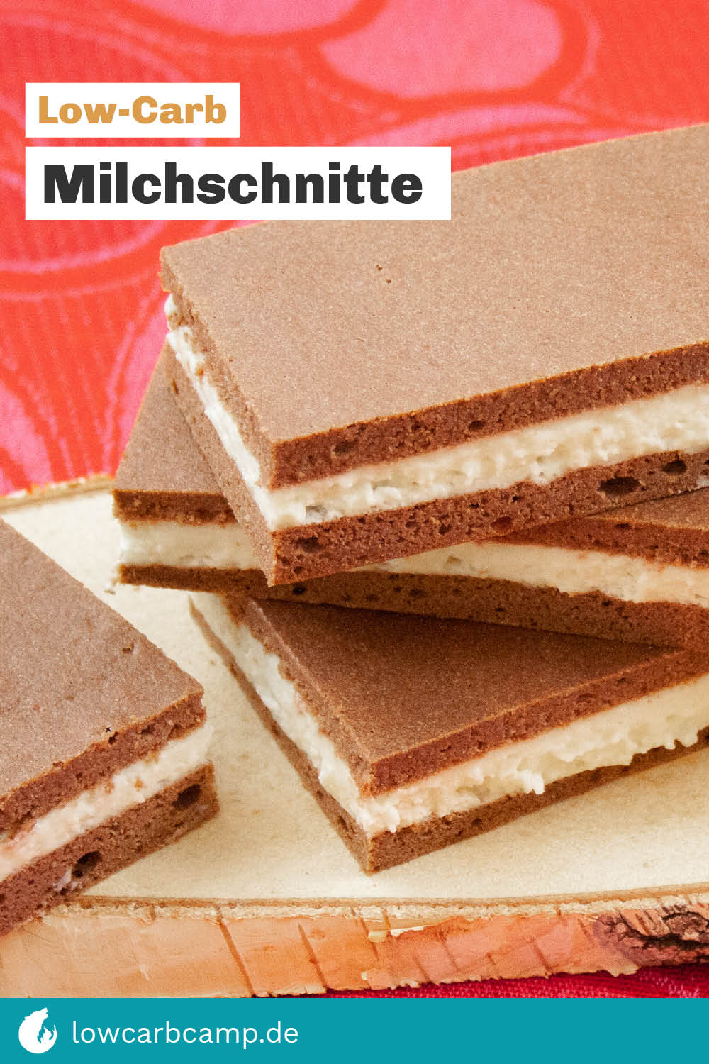 Milchschnitte Low-Carb