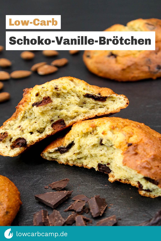 Schoko-Vanille-Brötchen