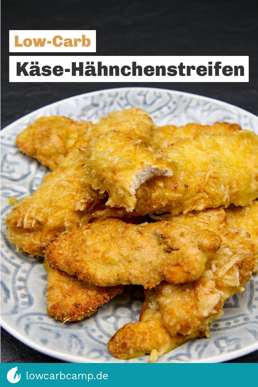 Käse-Hähnchenstreifen