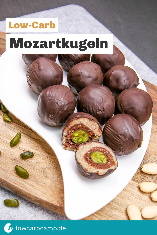 Low-Carb Mozartkugeln