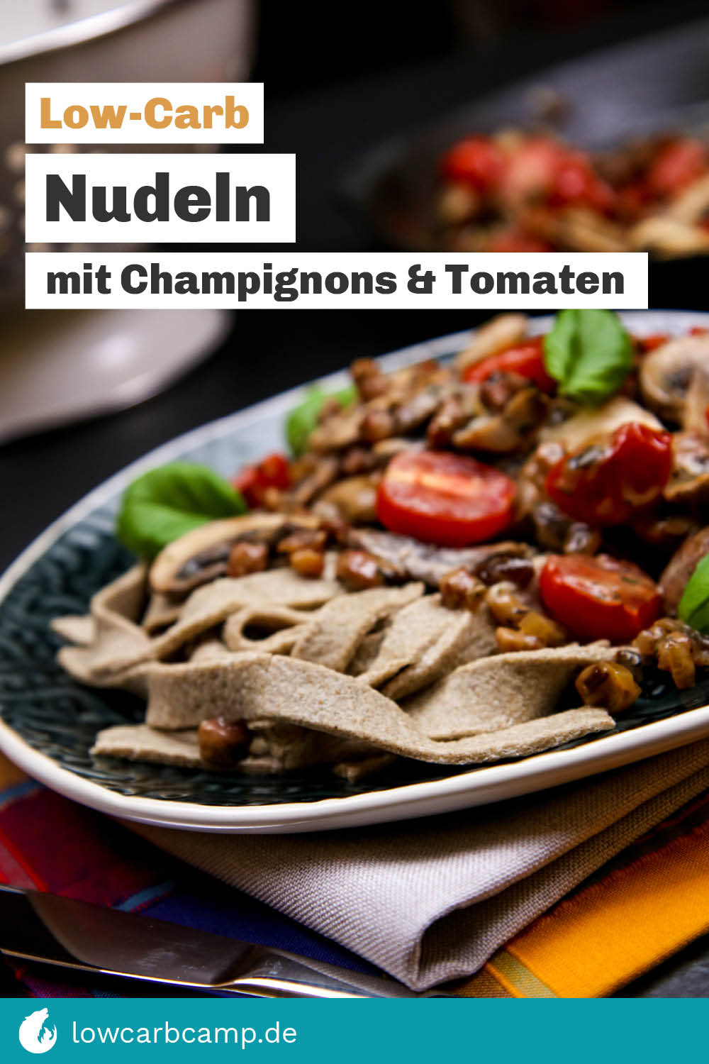 Low-Carb Nudeln