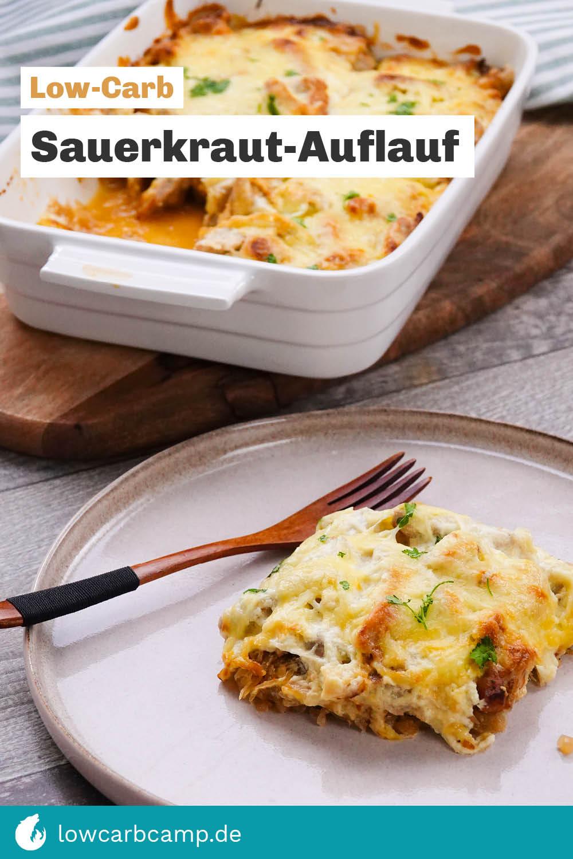 Sauerkraut-Auflauf