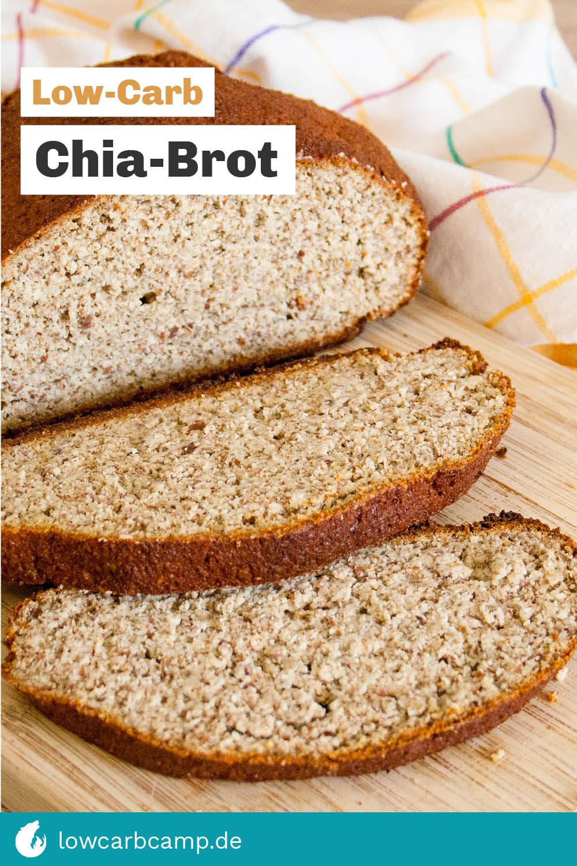 Low-Carb Chia-Brot