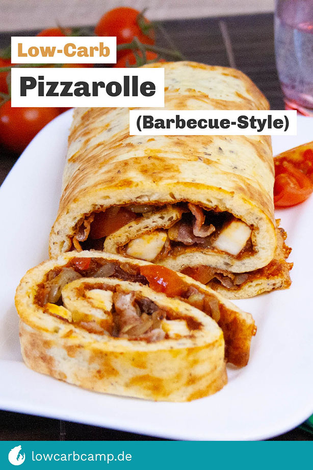 Pizzarolle Barbecue-Style
