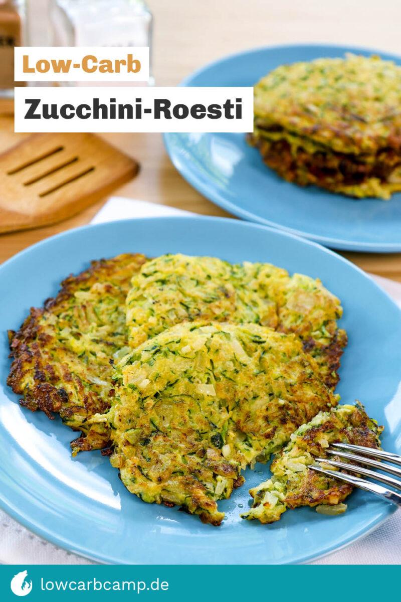 Zucchini-Roesti