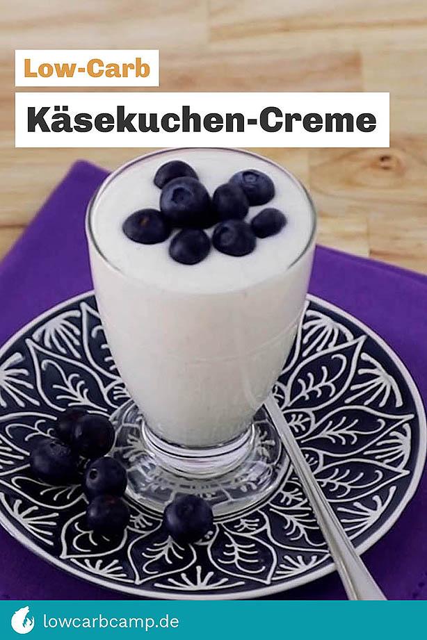 Käsekuchen-Creme