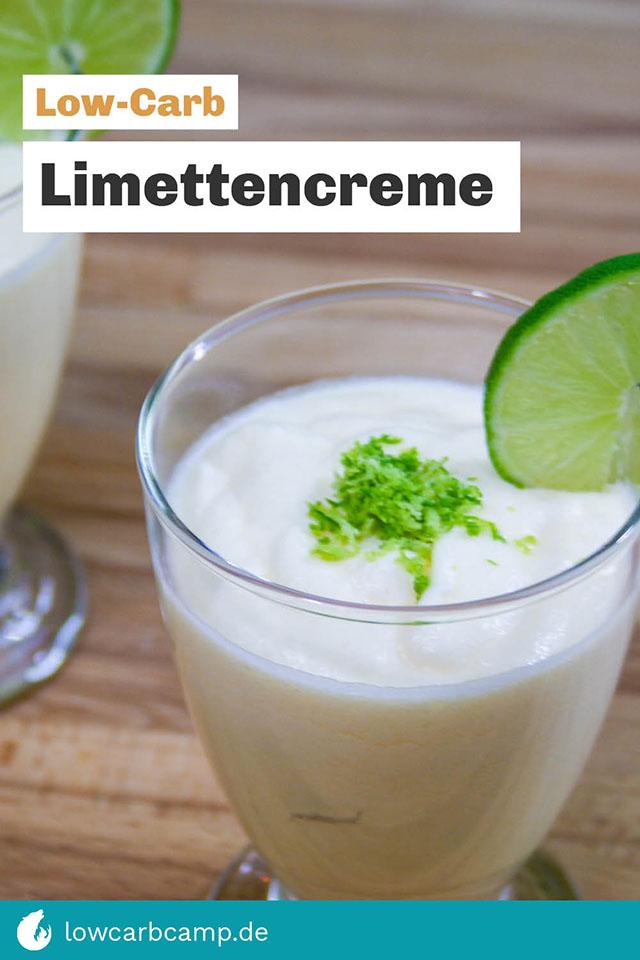 Limettencreme
