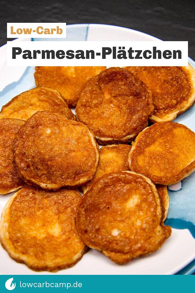 Parmesan-Plätzchen