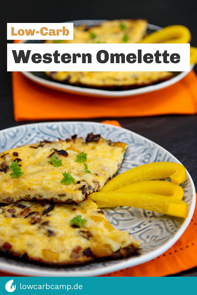 Low-Carb Western Omelette