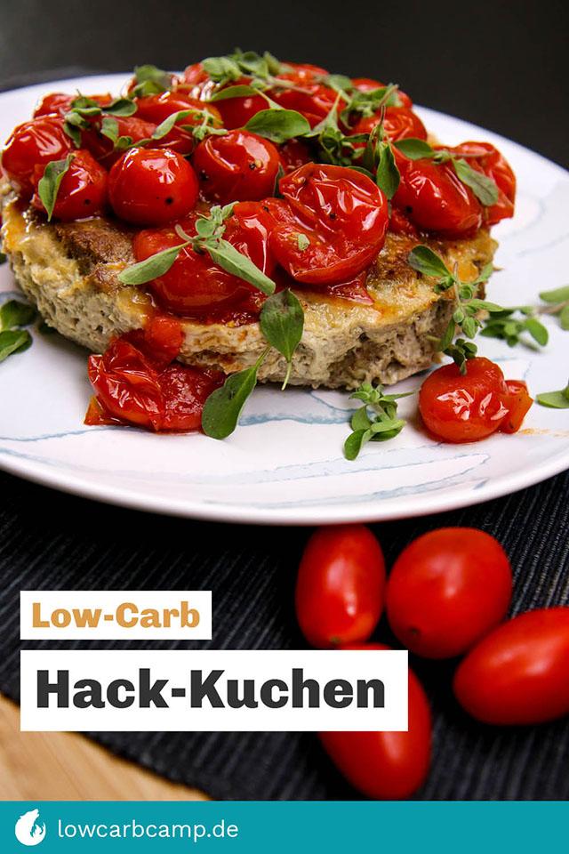 Hack-Kuchen Low-Carb