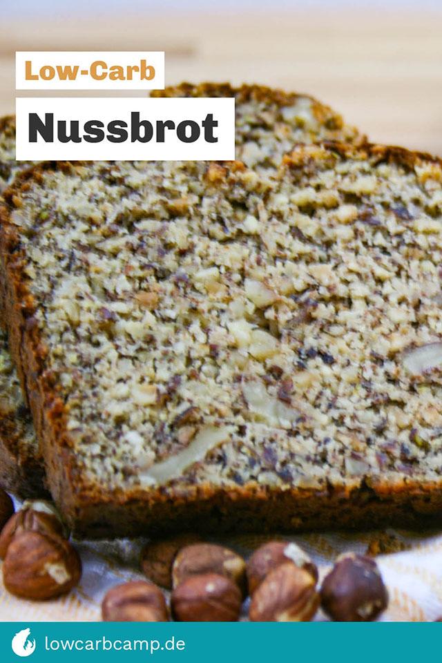 Nussbrot Low-Carb