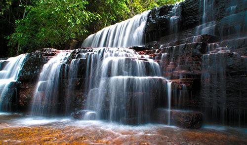 Wasser ist der Quell des Lebens
