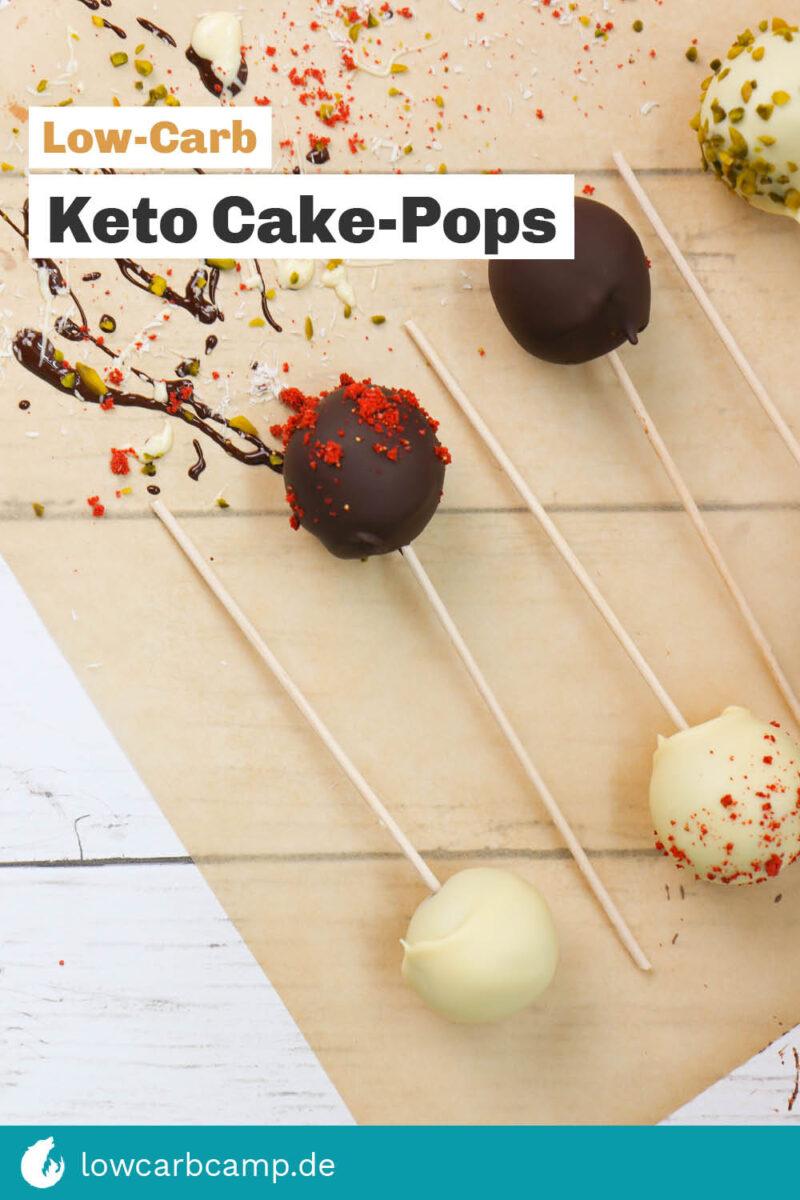 Keto Cake-Pops