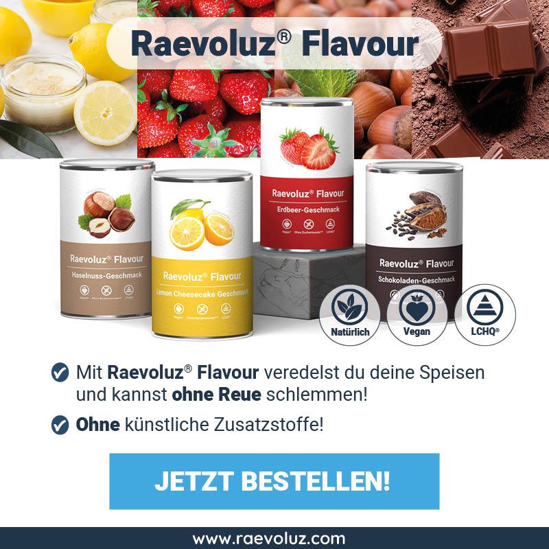Raevoluz® Flavour - Hier Bestellen