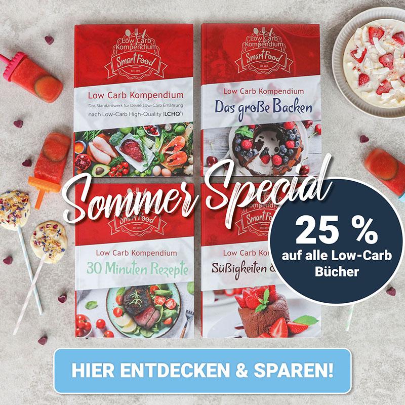 Summer Special 25 % sparen
