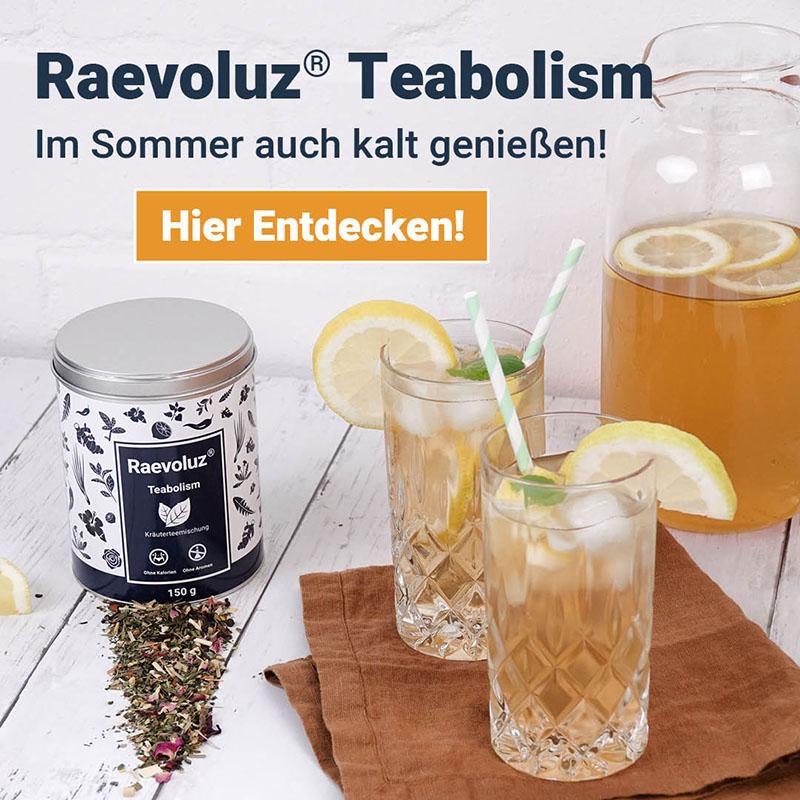 Raevoluz® Teabolism - Hier Bestellen